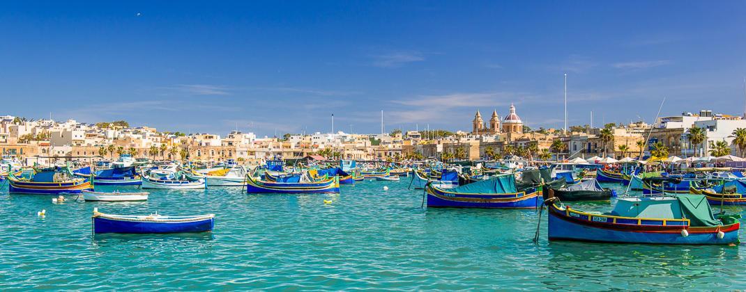 Máltai hajók