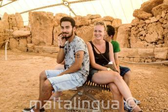 Vezetett túra Málta ősi templomaihoz