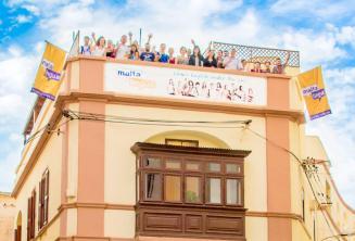 Angol nyelviskola, St. Julian's, Málta