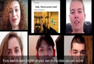 Angol online tanulás