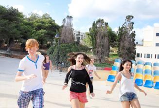 Angol nyelviskolai sport tevékenységek Máltán