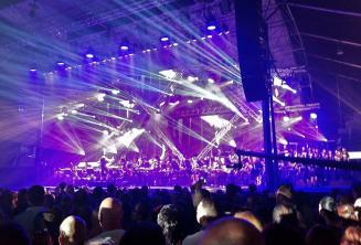 Rockestra rock szimfónia koncert Máltán